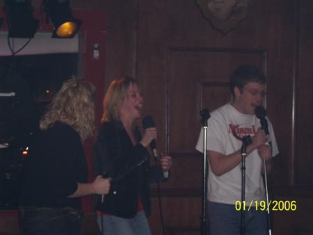 Dana, Julie, & Ryan...