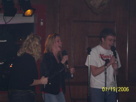 Dana, Julie, & Ryan...