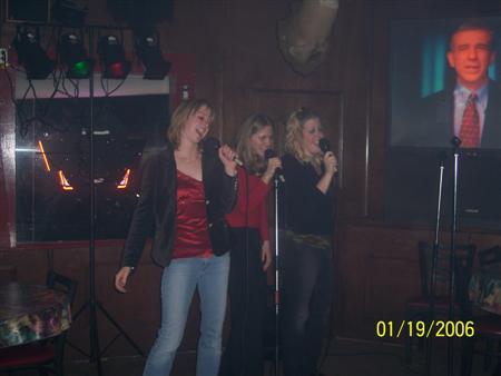 Dana, Julie & Kellee