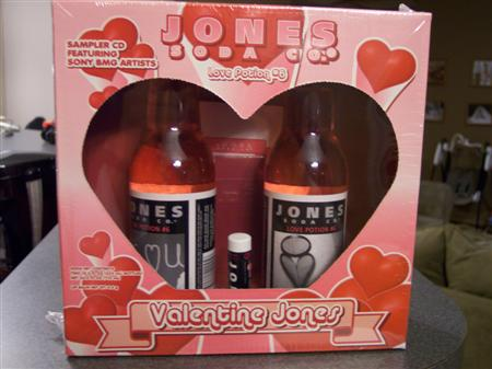 The Jones Soda Company, with another Holiday Themed soda