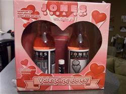 Jones Soda Valentines Day Pack 2006