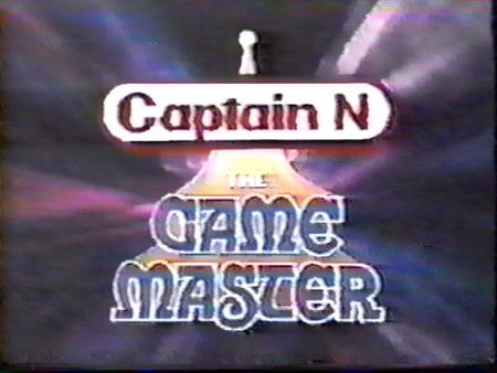 Captain N ... the game master