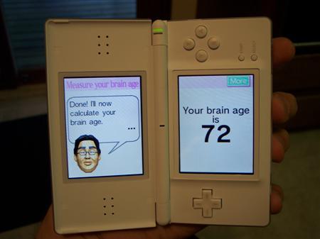 Brain Age.
