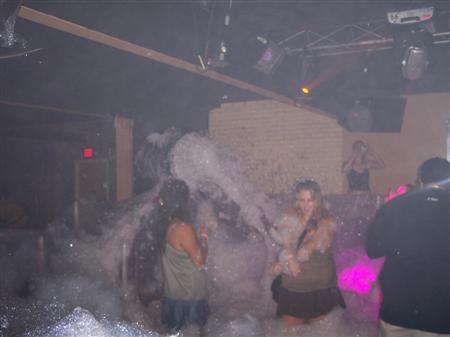 the foamer