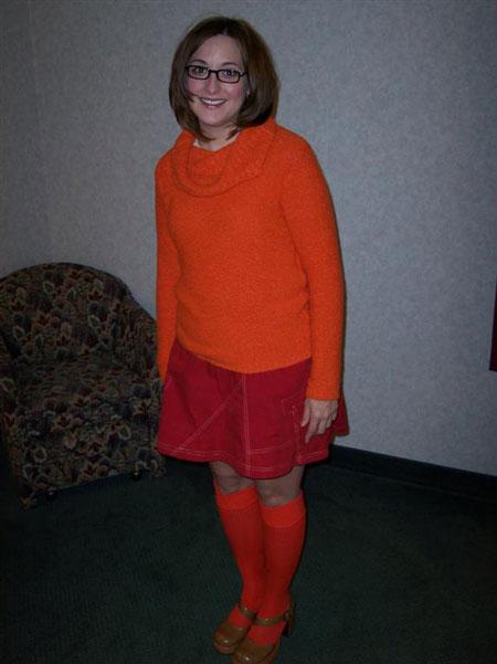 Angie as Velma