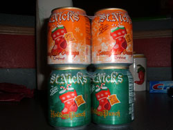 Shasta St. Nicks Soda