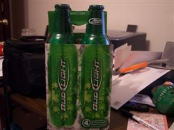 st. patricks day bud light!