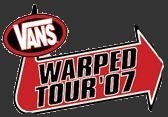 the warped tour 2007