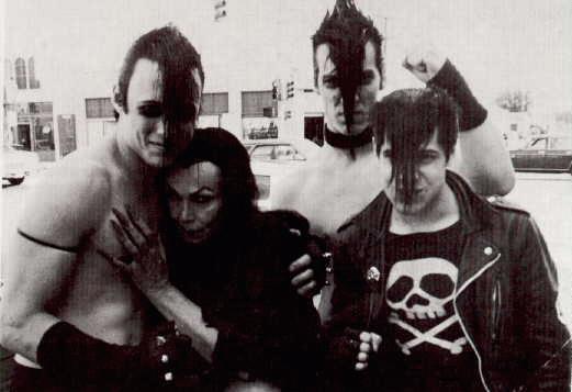 Glenn Danzig Misfits Hair 56 Days Until Hallowee...